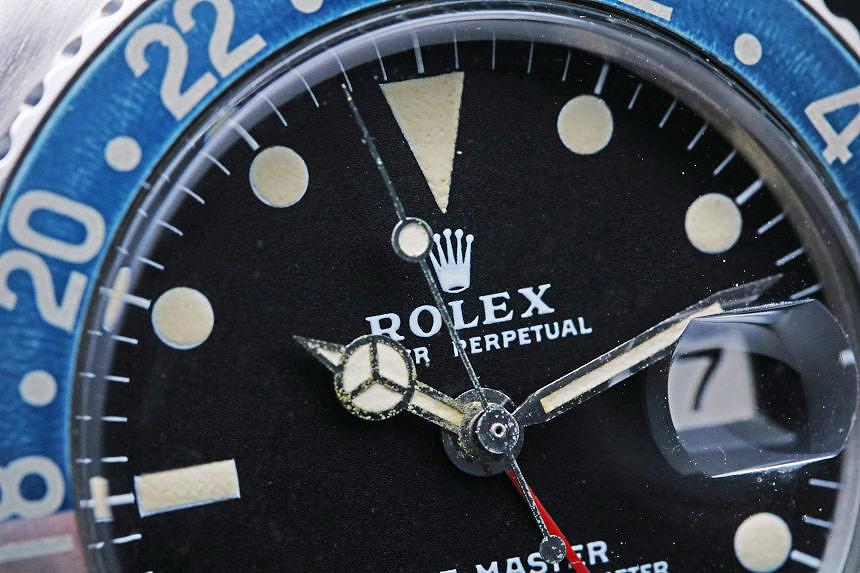 ロレックス GMTマスター Ref.1675