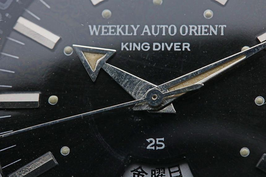 オリエント キングダイバー ウイークリーオートマチック 1960年代