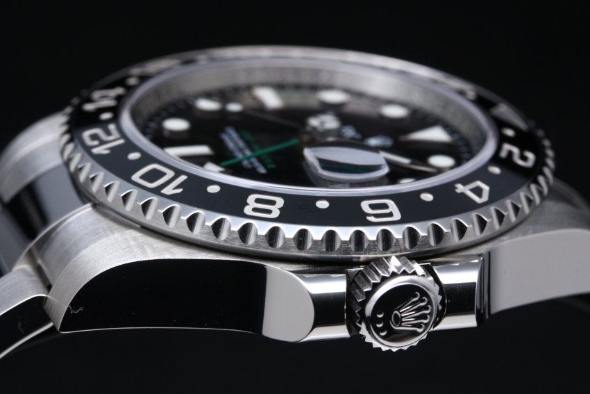 ROLEX GMT-Master II Model 116710LN