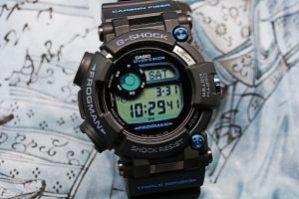 カシオ G-SHOCK フロッグマン GWF-D1000B-1JF