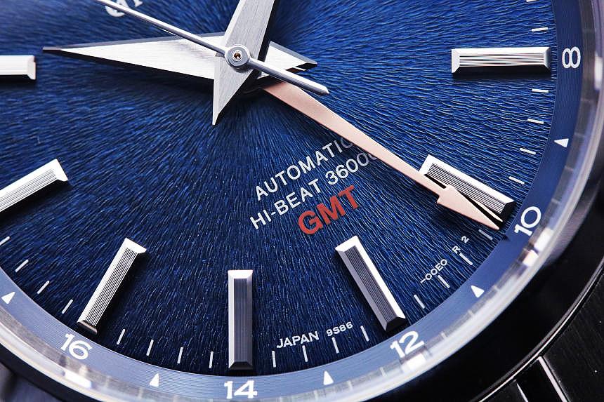 グランドセイコー メカニカルハイビート 36000 GMT セイコープレミアムブティック専用モデル SBGJ231