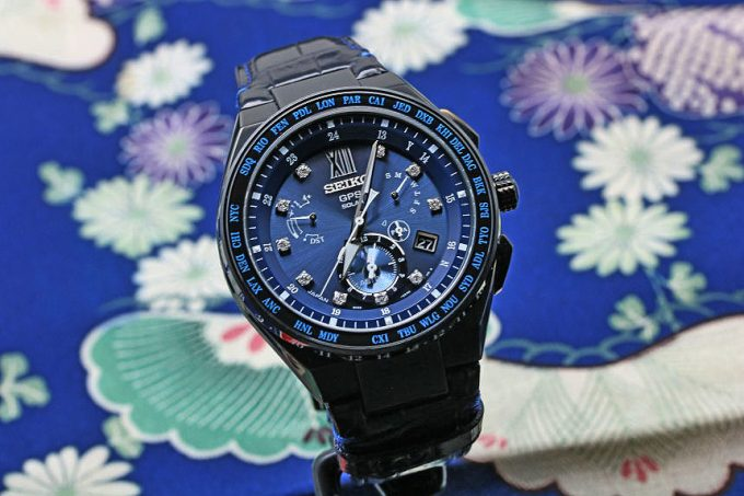 セイコー アストロン SBXB157 世界限定500本 エグゼクティブライン ダイヤモンド 限定モデル