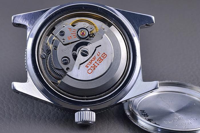 セイコー 150mダイバー1stモデル Ref.6217-8001