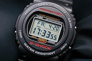 カシオ Gショック スティング DW-5700-1JF