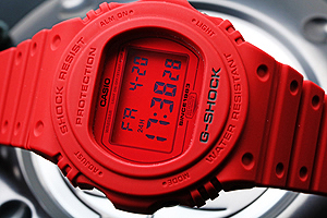 CASIO G-SHOCK 35th Anniversary RED OUT DW-5735C-4JR