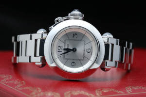 Cartier Miss Pasha Ladies Watch Ref.W3140007 (1) - コピー[1][1]