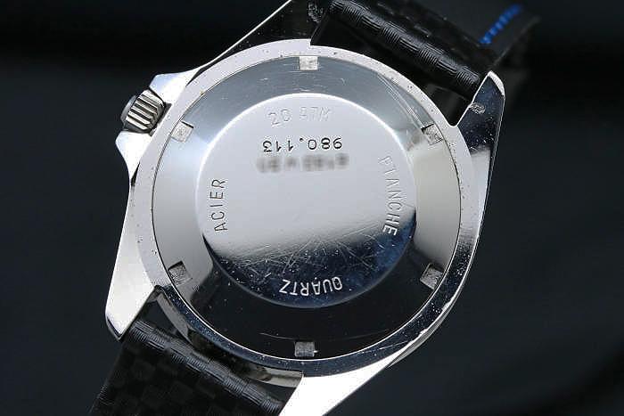 Heuer Night Diver quartz Full Lume Dial 980.113 37mm