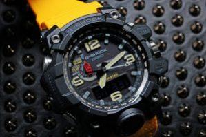 カシオ G-SHOCK マッドマスター GWG-1000-1A9JF