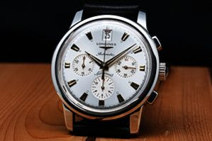 LONGINES Conquest Automatic Chronograph L1.641.4.75.2