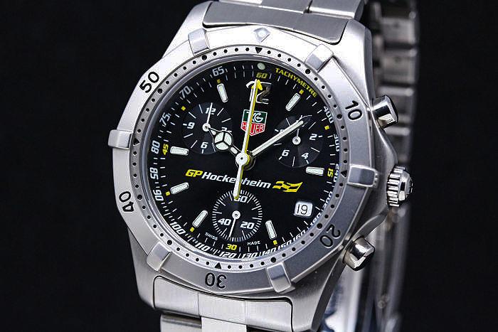 タグ ホイヤー 2000シリーズ F1 レジェンダリーグランプリ Ref.CK1118-0 ドイツグランプリ 800個限定モデル