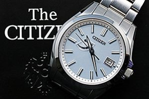 The CITIZEN AQ1030-57A Eco-Drive model
