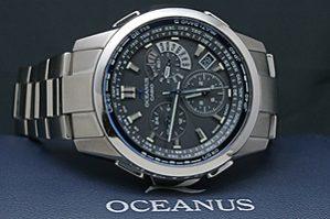CASIO OCEANUS OCW-M700TDJ-1AJF