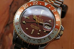 ROLEX GMT-MASTER Ref.1675/3 Nipple Diual MEXICO