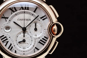 CARTIER Ballon Bleu Chronograph Automatic W6920008