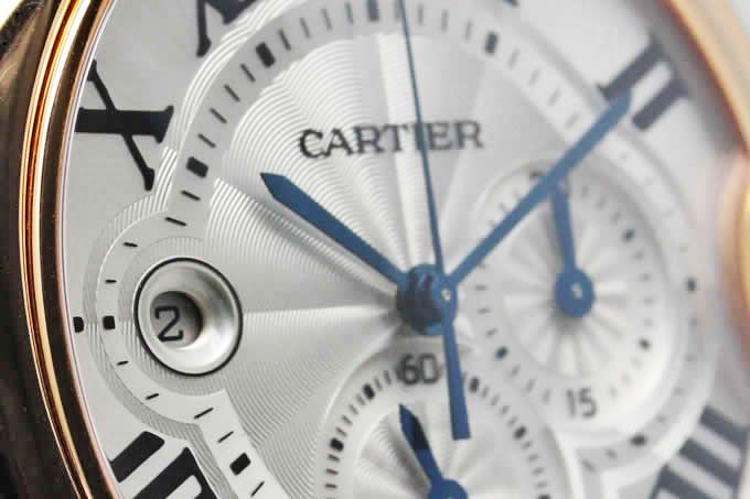 CARTIER Ballon Bleu Chronograph Automatic W6920008
