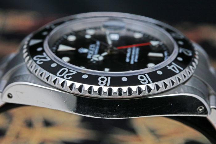 ロレックス GMTマスターII 16710