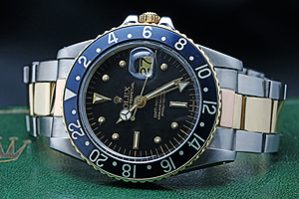 ROLEX GMT-MASTER Ref.1675/3 Black Nipple