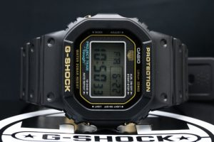 CASIO G-SHOCK 35th Anniversary Godld Model DW-5035D-1BJR