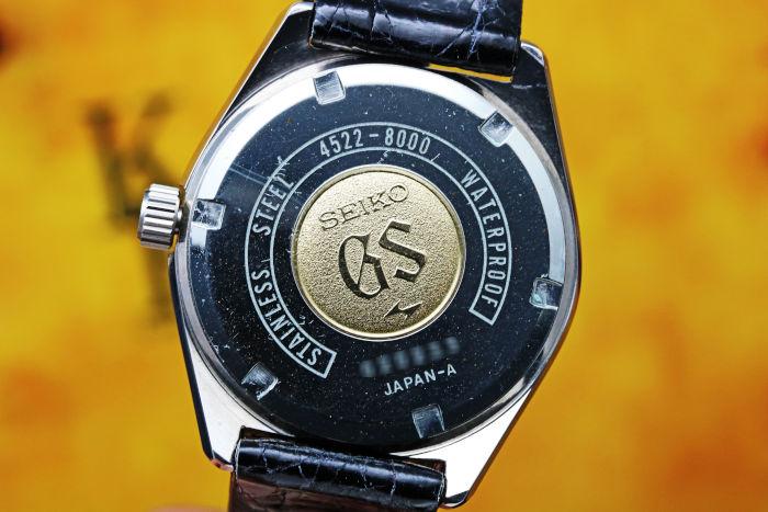 1970年2月製造 グランドセイコー 45GS Ref.4522-8000