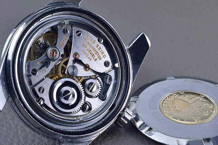 キングセイコー 44クロノメーター Ref.4420-9990 Cal.4420A