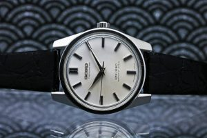 KING SEIKO 2nd CHRONOMETER Ref.4420-9990 Cal.4420A 1965