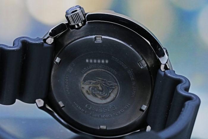 セイコー プロスペックス マリーンマスタープロフェッショナル スプリングドライブ 600M SBDB013