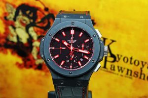 HUBLOT Big Bang Red Magic 301.CI.1123.GR