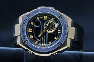 CASIO G-SHOCK G-STEEL GST-210GD