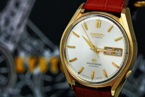 Grand Seiko 62GS CAP GOLD Ref.6246-9001