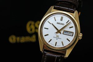 Grand Seiko Hi-Beat 6146-8000 CAP GOLD Cal.6146A 1967