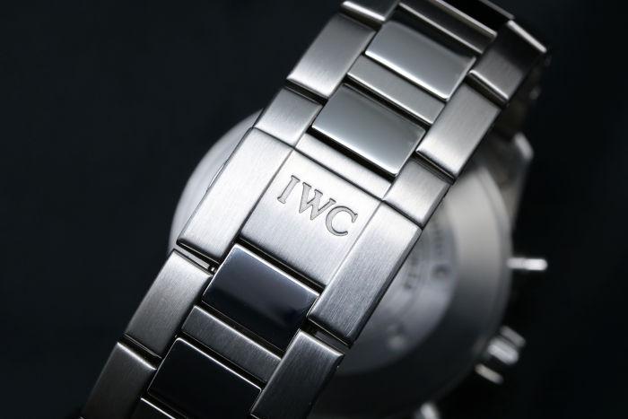 IWC インターナショナルウォッチカンパニー アクアタイマー クロノグラフ IW376708