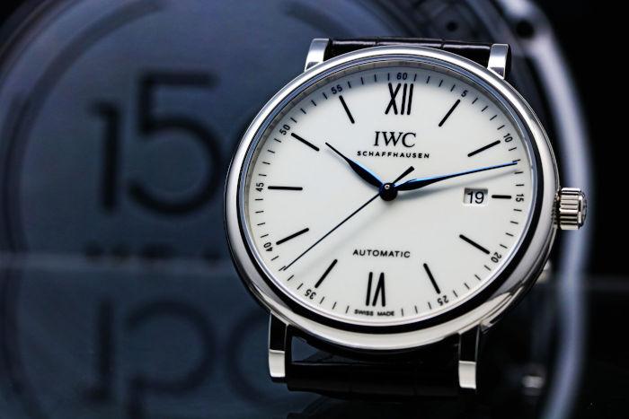 """IWC ポートフィノ・オートマティック """"150 イヤーズ""""IW356519"""