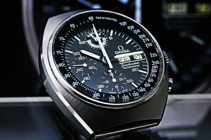 オメガ スピードマスター オートマティック デイデイト 176.0012 cal.1045 1978年頃製造