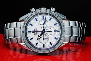 OMEGA SPEEDMASTER BROAD ARROW 1957 CO AXIAL CHRONO 321.10.42.50.02.001