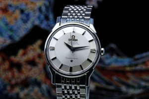 Omega Constellation CHRONOMETER Pie-Pan AUTOMATIC 167.005 CAL.551