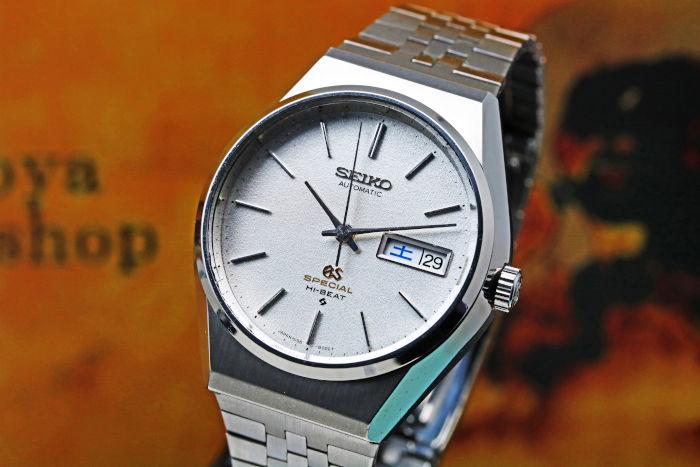 finest selection f40f1 dbf22 グランドセイコー61GS スペシャル GS規格 6156-8040 / 腕時計 ...