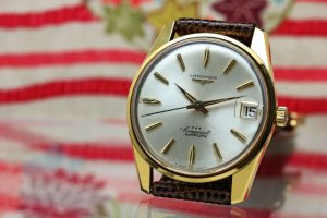 longines conquest Caliber 291 Automatic 18K