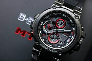 CASIO G-SHOCK MT-G Bluetooth MTG-B1000B-1AJF