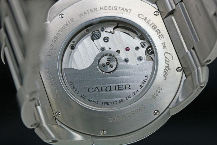 カルティエ カリブル ドゥ カルティエ W7100016