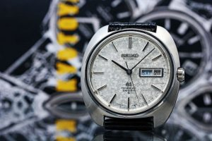 GRAND SEIKO Ref.6146-8040 HI-BEAT 36000 Cal.6146A
