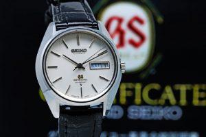 GRAND SEIKO 61GS SPECIAL HI-BEAT 6156-8010