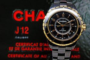 シャネル J12 H2129 42mm キャリバー3125