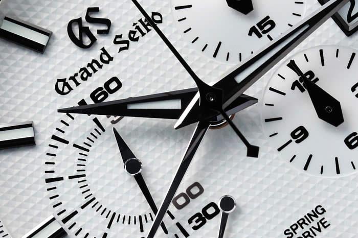 グランドセイコー ブラックセラミックスコレクション スプリングドライブ クロノグラフ GMT SBGC221