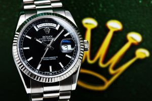 ROLEX DAY-DATE OYSTER PERPETUAL K18WG Ref.118239