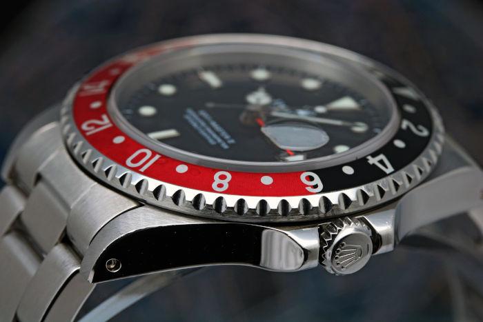 ロレックス GMTマスター 16710