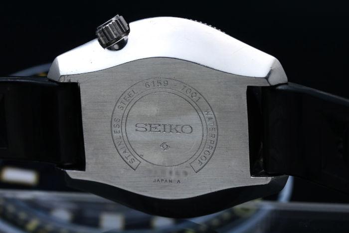 Seiko PROFESSIONAL DIVER 300m 6159-7001 HI-BEAT