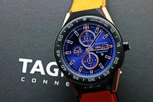 TAG Heuer Connected Modular 45 Kingsman Edition SBF8A8023.32EB0103