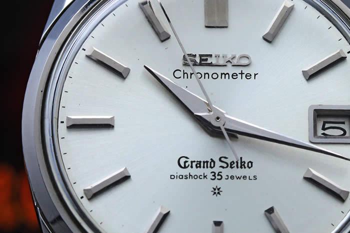 グランドセイコー GS 2ndモデル 初期型 Ref.43999