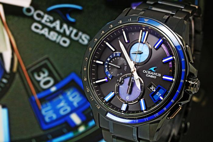 カシオ オシアナス OCW-G2000S-1AJR