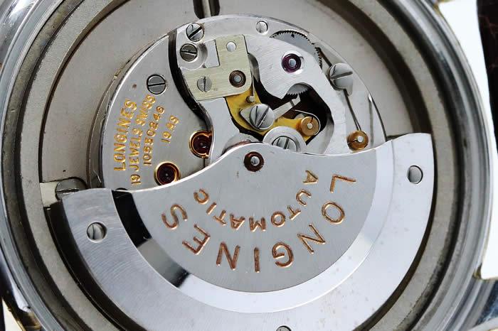 ロンジン コンクエスト Ref.9002/9 Cal.19AS 1956年製